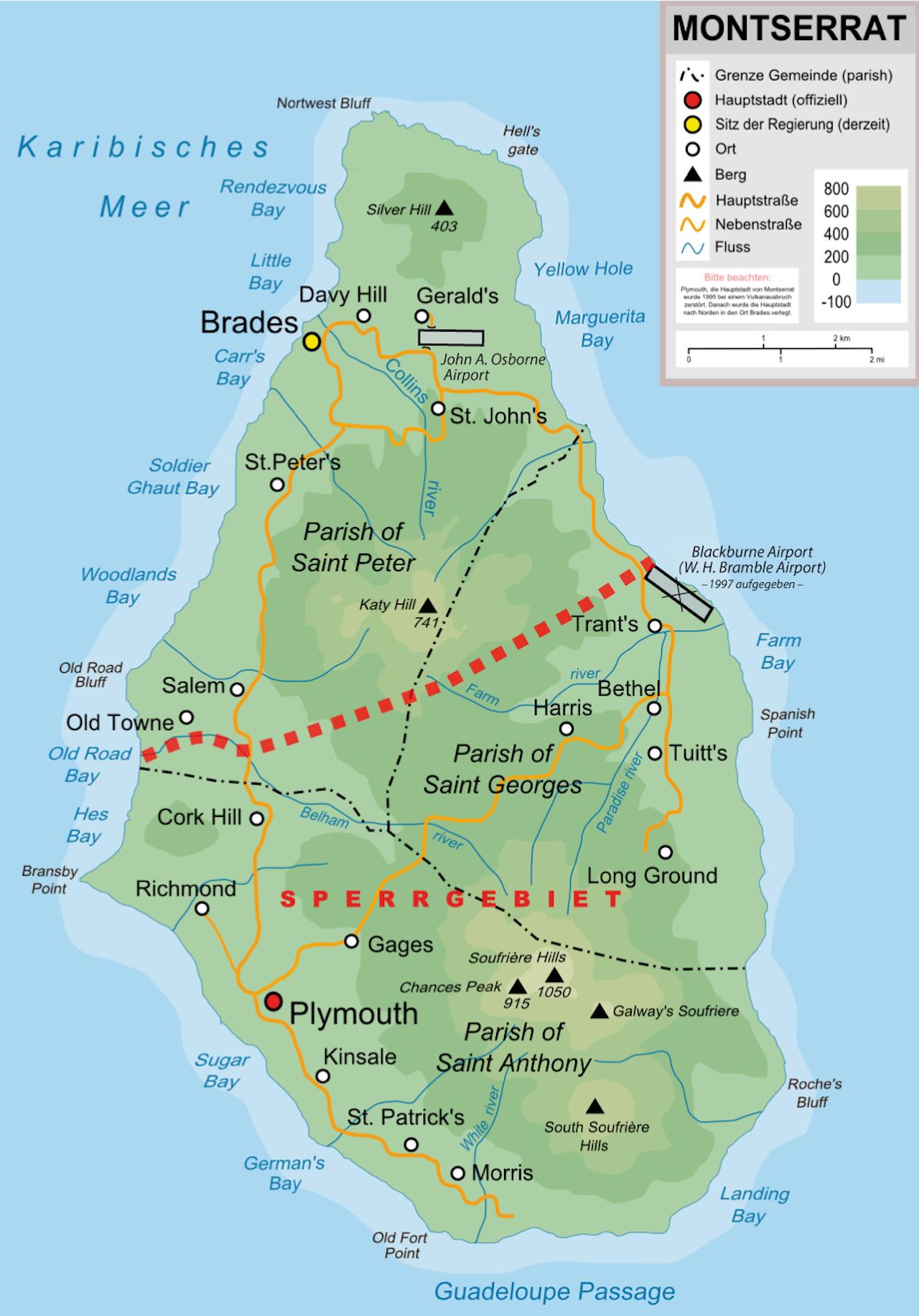Topographic-map-of-Montserrat-de